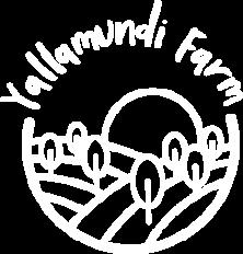 yallamundi farm logo white